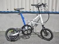 OX PECO Pocci 折りたたみ自転車