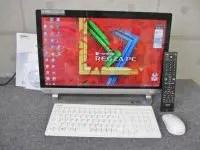 東芝 dynabook PD814T9KBXW Win8.1 Core i7 8GB 3TB Office