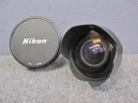 美品 Nikon ニコン NIKKOR 15mm F3.5 超広角レンズ