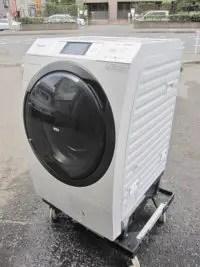 ドラム式洗濯乾燥機 温水泡洗浄 NA-VX9600L 2015年製