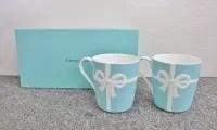 Tiffany ティファニー ブルーボックスマグカップ