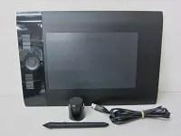 ワコム intuos4 Medium プロフェッショナルペンタブレット PTK-640