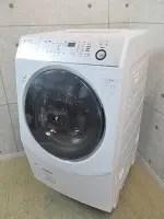シャープ ドラム式洗濯乾燥機 ES-V540-NR