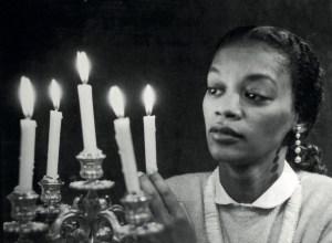 Ruth de Souza em Sinhá Moça/Reprodução