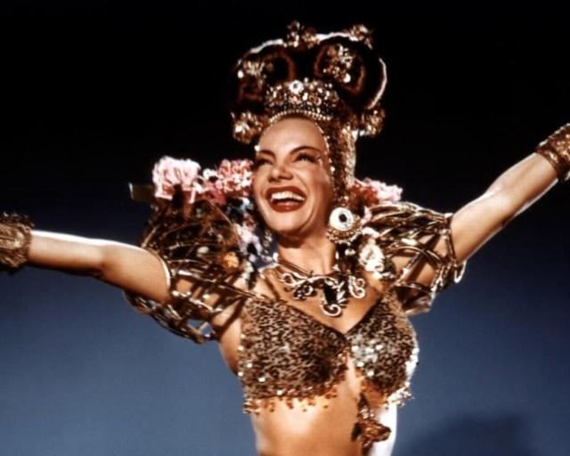 Carmen Miranda - Bananas is My Business, de Helena Solberg