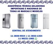 Assistência técnica geladeira