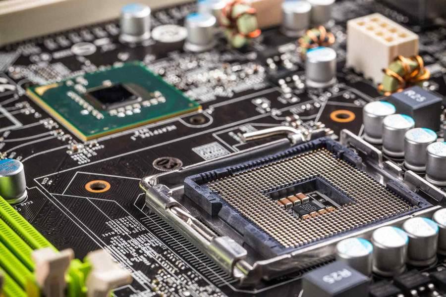Computer motherboard Repairs Centro riparazione pc Milano