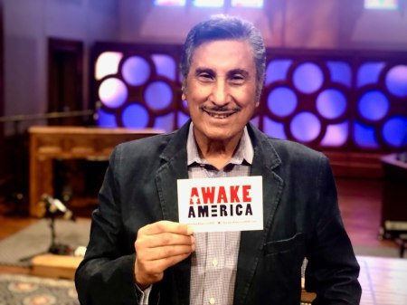 Dr. Michael Youssef Launches 'Awake America' Prayer Movement to Bring a Spiritual Awakening to the Nation During Coronavirus Plague