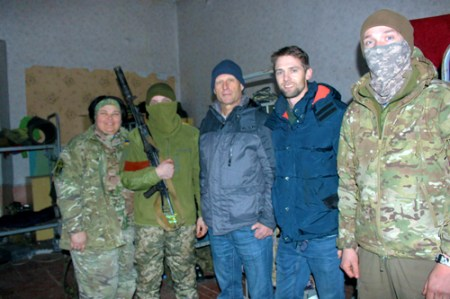Missionary Chaplain Serving on the Frontlines with the Ukrainian Army