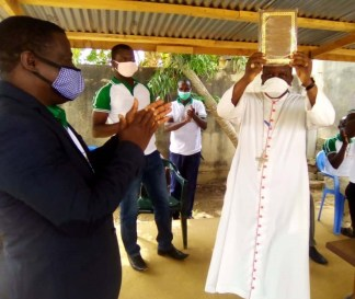 The Flame New Testament Launched in West Africa During Coronavirus Lockdown