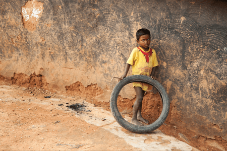 Gospel for Asia Reports 375 Million Children Worldwide in 'Crushing Poverty'