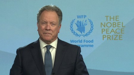 World Food Programme's David Beasley Quotes Command of Jesus Christ to 'Love Your Neighbour' During 2020 Nobel Peace Prize Acceptance Speech