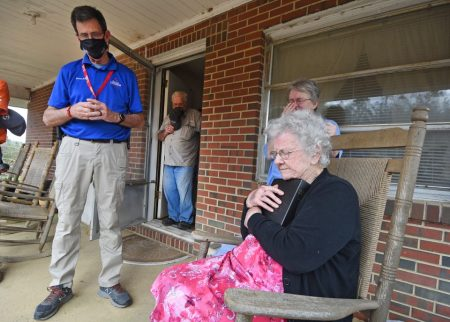 Billy Graham Rapid Response Team Deploys to Additional Alabama Locations Destroyed by Tornadoes