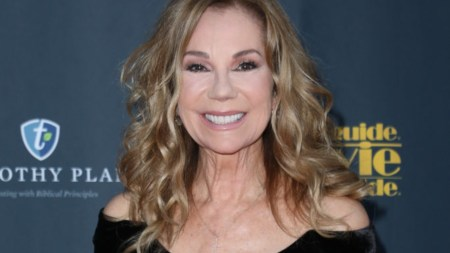 Kathie Lee Gifford Talks About Being a Christian In Show Business: 'If You Love the Lord, You Should Show It'