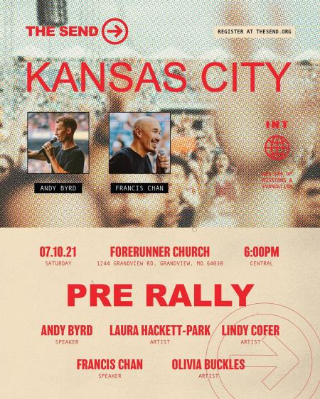 Kansas City's Arrowhead Stadium Is Launch Site For Global Prayer, Adoption and Missions Movement