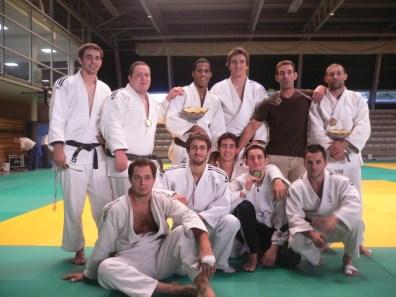Equipes masculines 2011-2012 : - Equipe 1 : 3ème des championnats de Gironde - Equipe 2 : Vice-championne de Gironde