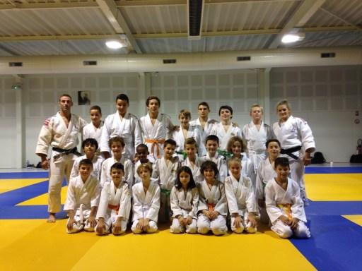 Judo enfants 10-12 ans