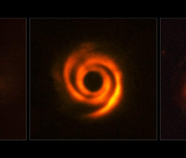 Linstrument Sphere De Leso Met En Evidence Lexistence De Disques Protoplanetaires Faconnes Par De Toutes Jeunes Planetes
