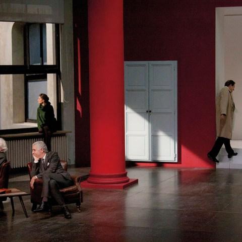Joël Hourbeigt - Le Temps et la chambre