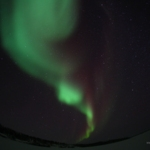 AURORAMAX ALERT � Latest image of aurora borealis above Yel... on Twitpic