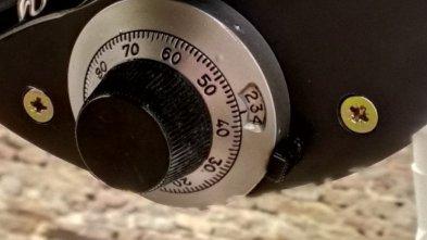 600 mm - Mise au point