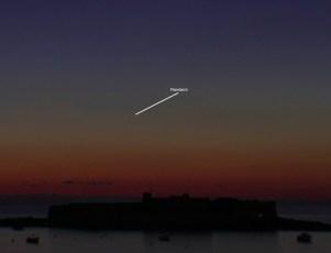 Comète Panstarrs II