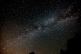 Voie lactée août 2012