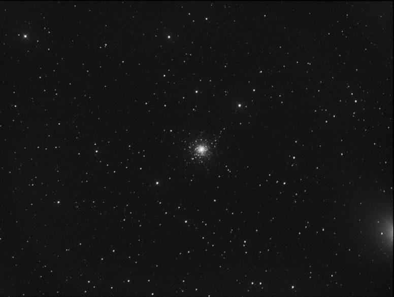 Messier 79 dans le Lièvre