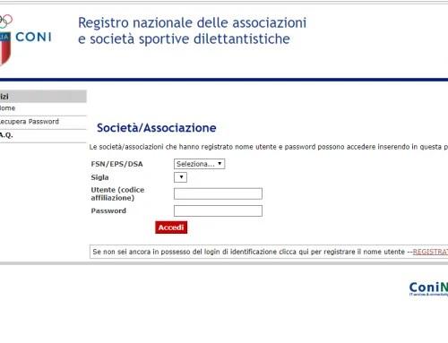 Codice Fiscale E Partita Iva Associazione Sportiva