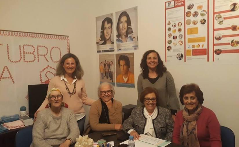 Sessões de Reiki na Liga Portuguesa Contra o Cancro –  Delegação de Borba