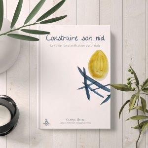 "couverture de ""Construire son nid"" - Manuel de planification postnatale"
