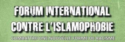 Forum International Contre l'Islamophobie
