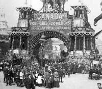 Canada of Yesteryear