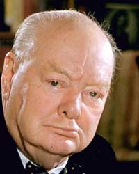 Churchill - A Man of History