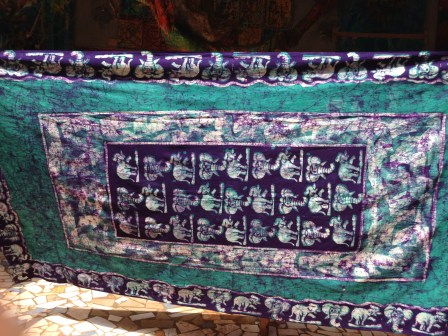 Artisanat batik