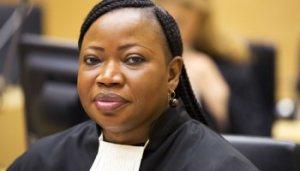 Fatou Bensouda Procureur de la CPI