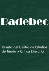 Badebec - Revista del Centro de Estudios de Teoría y Crítica Literaria