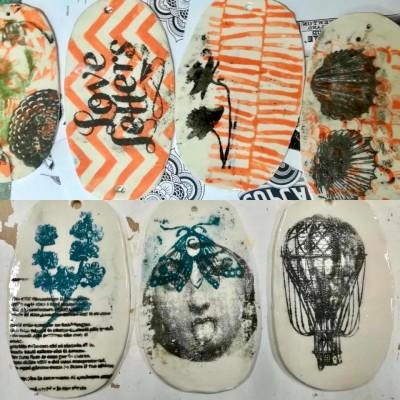 Arreda la tua casa con complementi originali, perfetti anche come idea regalo. Workshop Trasferimento Di Immagini Su Ceramica Il 10 02 20 Alba Associazione Laboratorio Belle Arti Bologna