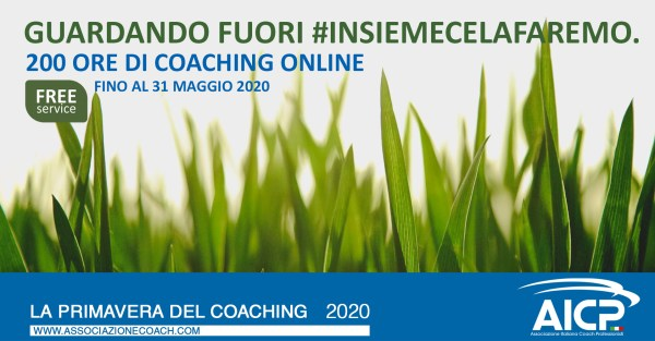 sessioni coaching gratuite online