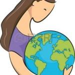 abbracciare il mondo