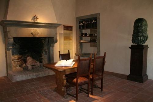 La nostra visita alla casa di Leonardo da Vinci: difficile andarsene