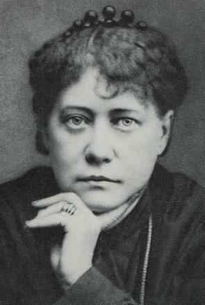 """La più bella definizione del """"DESTINO"""" di Helena Blavatsky, l'unica ch'abbia letto il libro maledetto di Dzyan"""