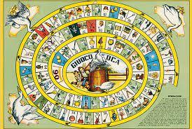 Il camino di Santiago e il gioco dell'Oca