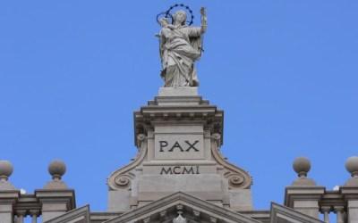 Il rosario oscillante di Pompei