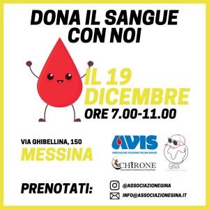 donazione sangue Messina
