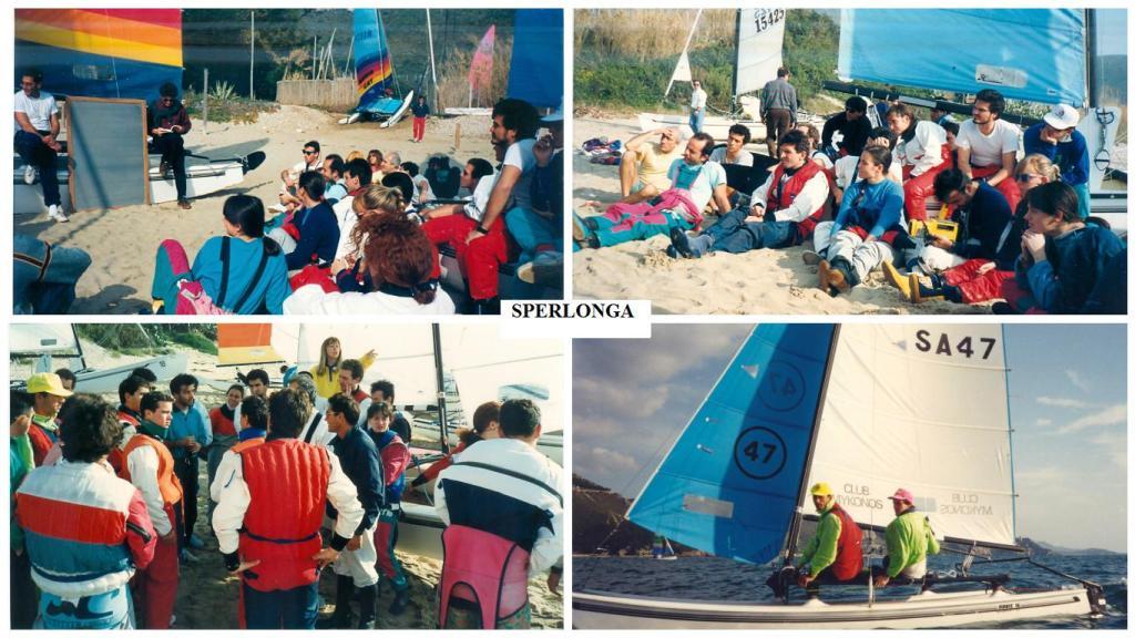 1992 SPERLONGA