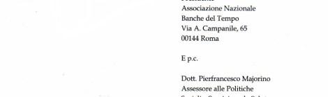 Lettera del Sindaco di Milano Giuliano Pisapia