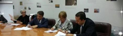 9 Novembre 2018 Firma della Convenzione ANBDT Italia e ANAM Guatemala