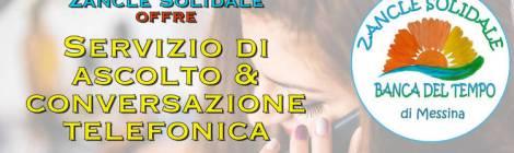 Una iniziativa della BdT di Messina - ZANCLE SOLIDALE