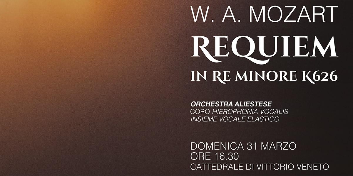 """Presentazione del progetto """"Requiem di Mozart"""" – Concerto per Soli, Coro e… Orchestra Aliestese!!"""